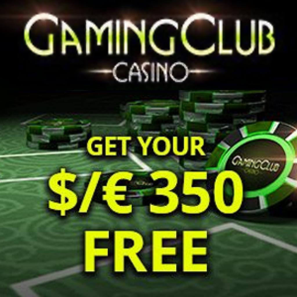 Gaming Club Casino DE, DK, CA, NZ