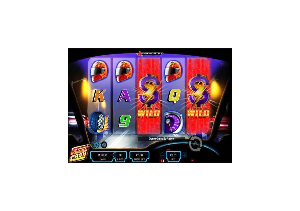 Slot Machine Flash
