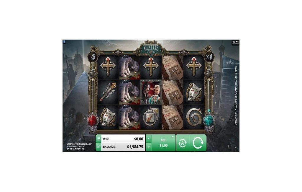 Spiele Vampire: The Masquerade – Las Vegas - Video Slots Online