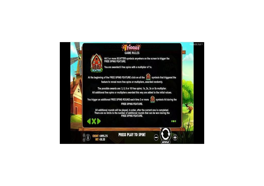 Girl tournament 7 piggies slot machine online pragmatic play image villa fun]