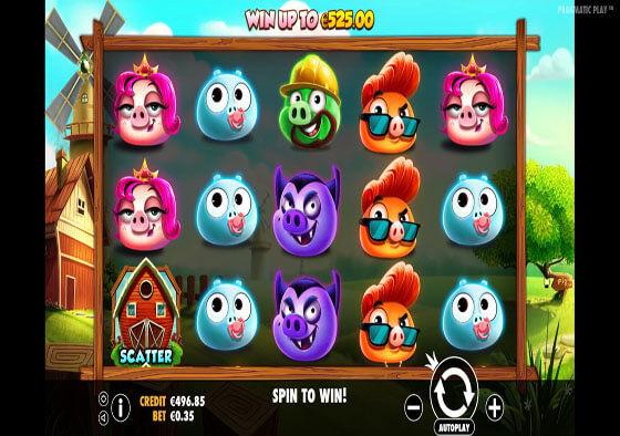 Game igre 7 piggies slot machine online pragmatic play software buffalo