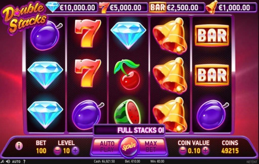 Double Stacks Slot Machine