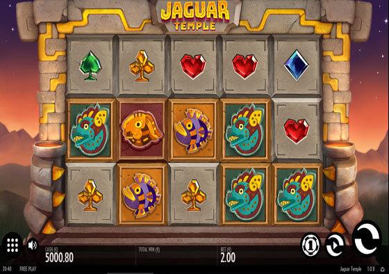 Spiele Jaguar Temple - Video Slots Online