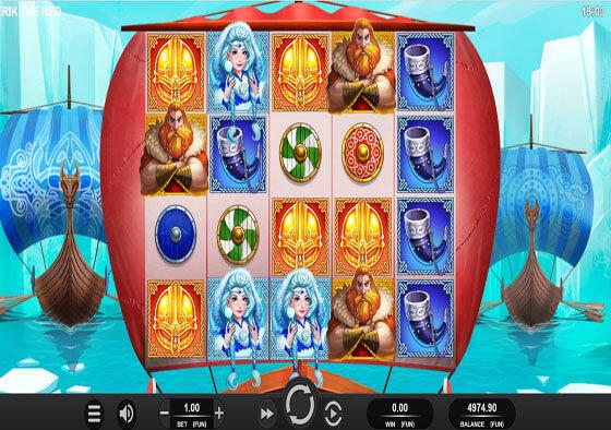 Vikings Plunder Slot Machine Demo