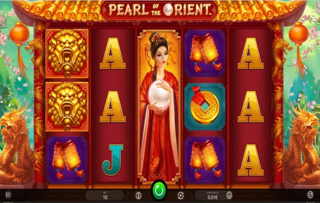 pearl of the orient slot