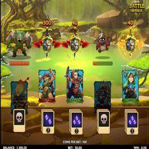 battle mania slot