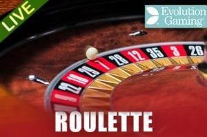 Live Dealer Roulette Casino