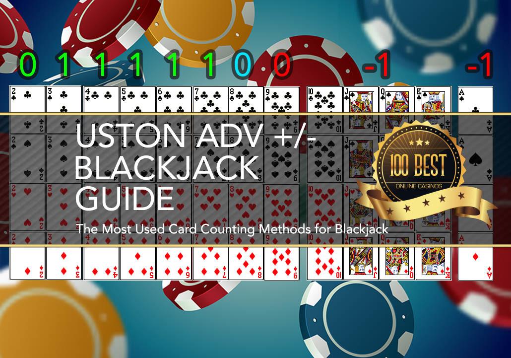 Uston ADV Plus Minus Card Counting