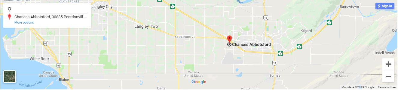 Chances Abbotsford Canada