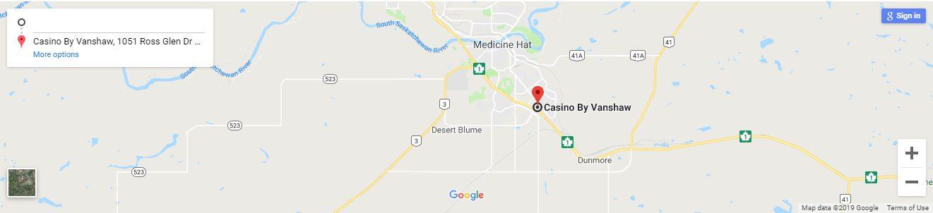 Casino by Vanshaw Canada