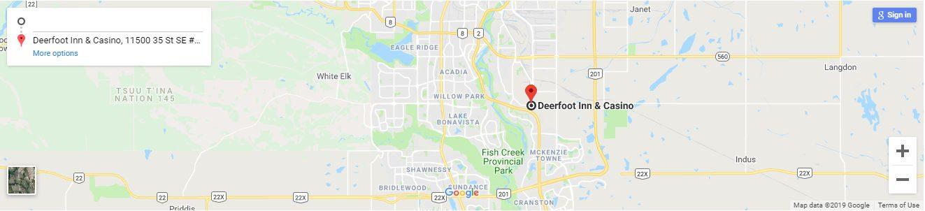Deerfoot Inn Casino Canada