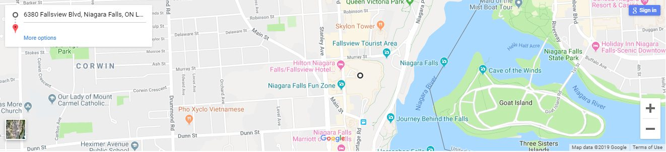 Fallsview Casino Niagara Falls Canada