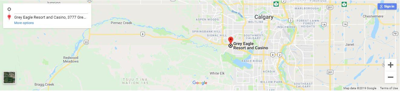 Grey Eagle Resort and Casino Canada