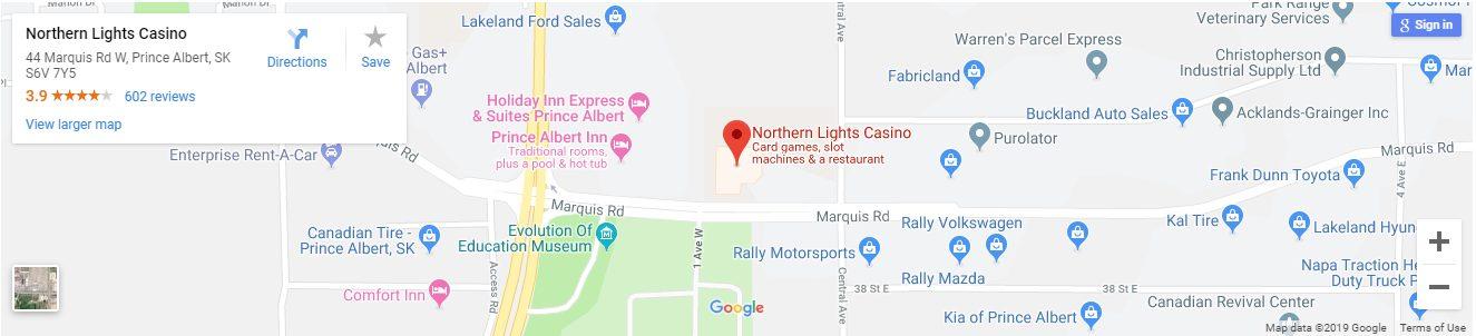 Northern Lights Casino Canada