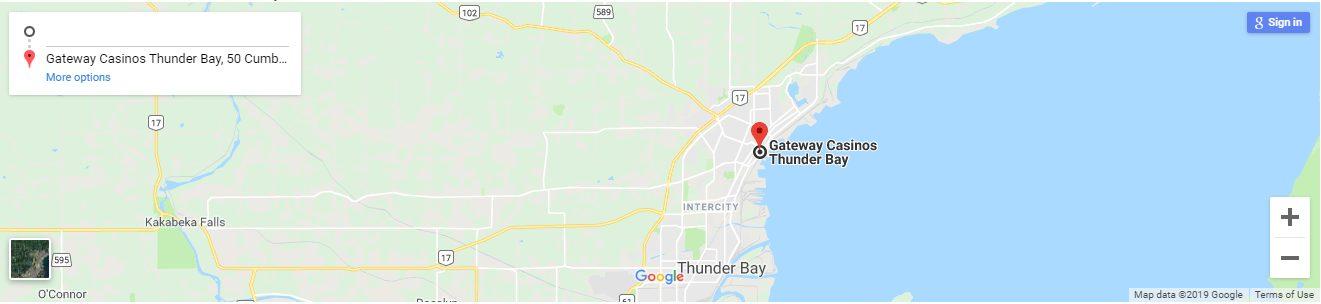 Gateway Casino Thunder Bay