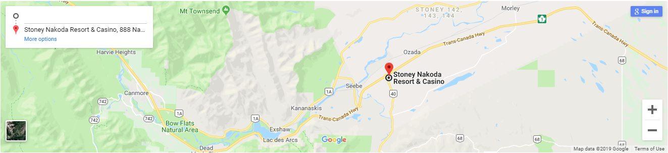 Stoney Nakoda Canada
