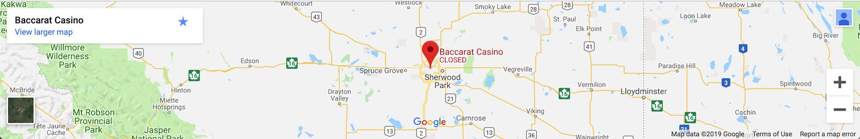 Baccarat Casino Edmonton