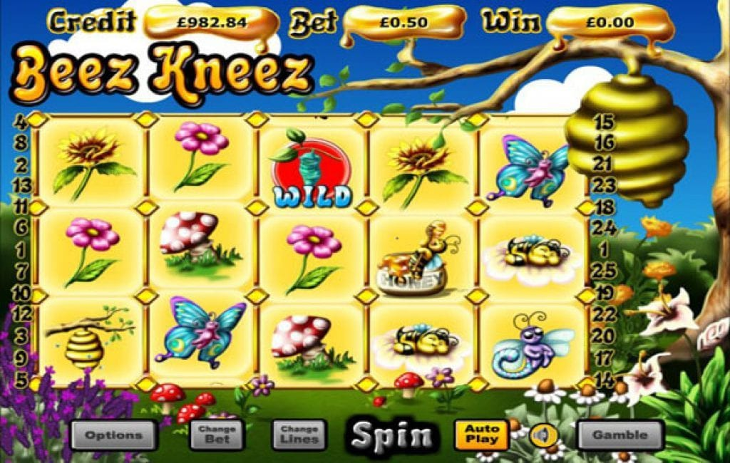 Spiele Beez Kneez - Video Slots Online