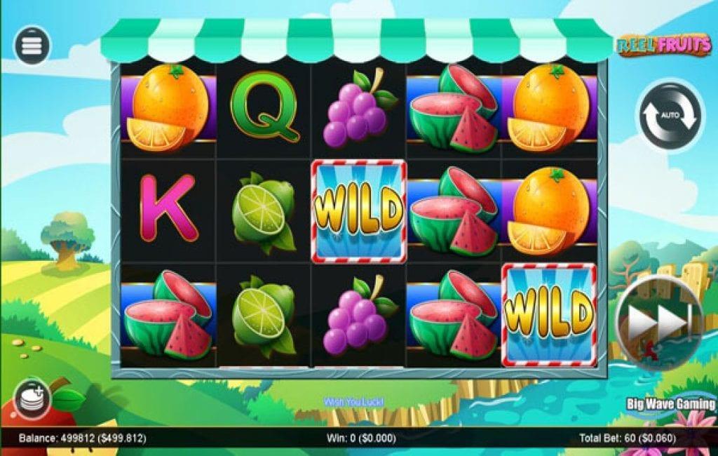 fruit reels slot